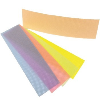 Turbocast Strip 30 x 8 cm x 1,6 mm - Rainbow