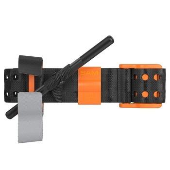 SAM Extremity Tourniquet orange-schwarz