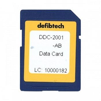 Defibtech Datenspeicherkarte DDC-2001