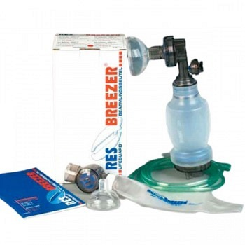 RESQ-Breezer Silicone Line - Baby Beatmungsbeutel-Set