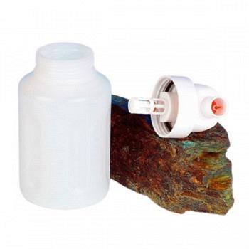 300 ml Behälter mit Deckel und Überlaufsicherung