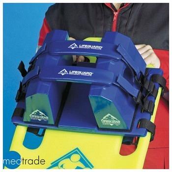 Lifeguard Headfix Kopffixierung - standard