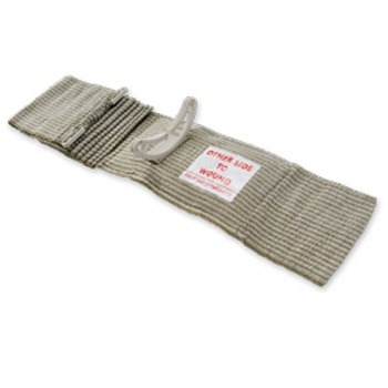 Emergency First Care Bandage 4in / Military