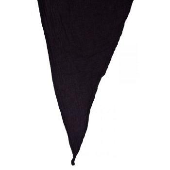 Dreiecktuch schwarz