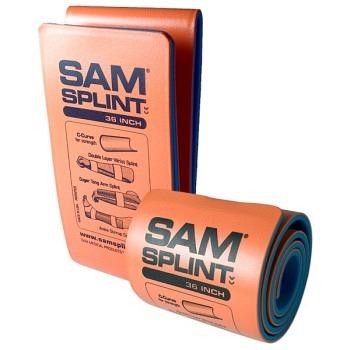 SAM Splint 36in - Orange