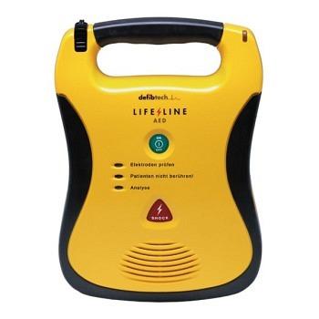 Defibtech Lifeline Halbautomat