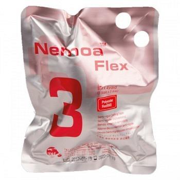 Nemoa Flex SoftCast 5 cm x 3.6 m Blau