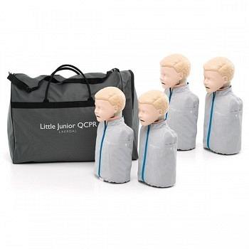 Laerdal Little Junior QCPR 4-er Pack