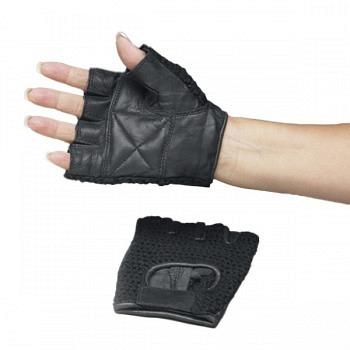 Economy Mesh Gloves, Black