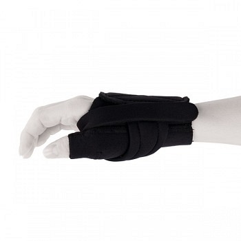 Comfort Cool Thumb CMC Restriction, Black