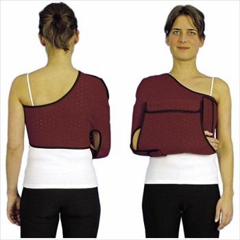 Gilet-Orthopädie - rot